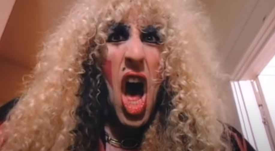 Twisted Sister - We're Not Gonna Take It - Official Music Video