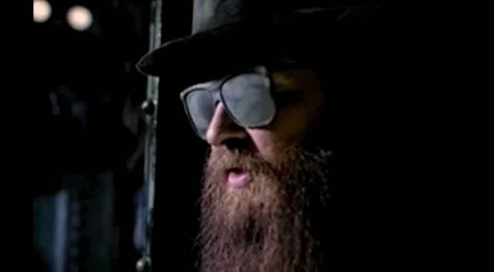 ZZ Top - Rough Boy - Official Music Video