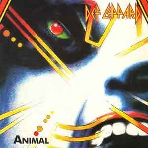 Def Leppard - Animal - Single Cover