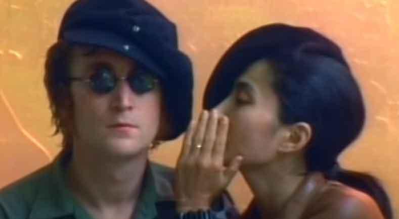 John Lennon - Nobody Told Me - Official Music Video