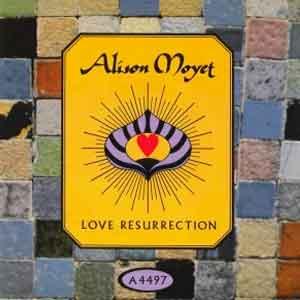Alison Moyet - Love Resurrection - Single Cover