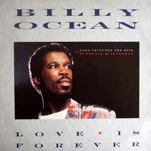 Billy Ocean - Love Is Forever - Single Cover