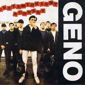 Dexy's Midnight Runners - Geno - Single Cover