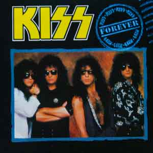 Kiss - Forever - Single Cover