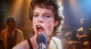 Mick Jagger - Just Another Night - Official Music Video