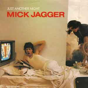 Mick Jagger - Just Another Night - Single Cover