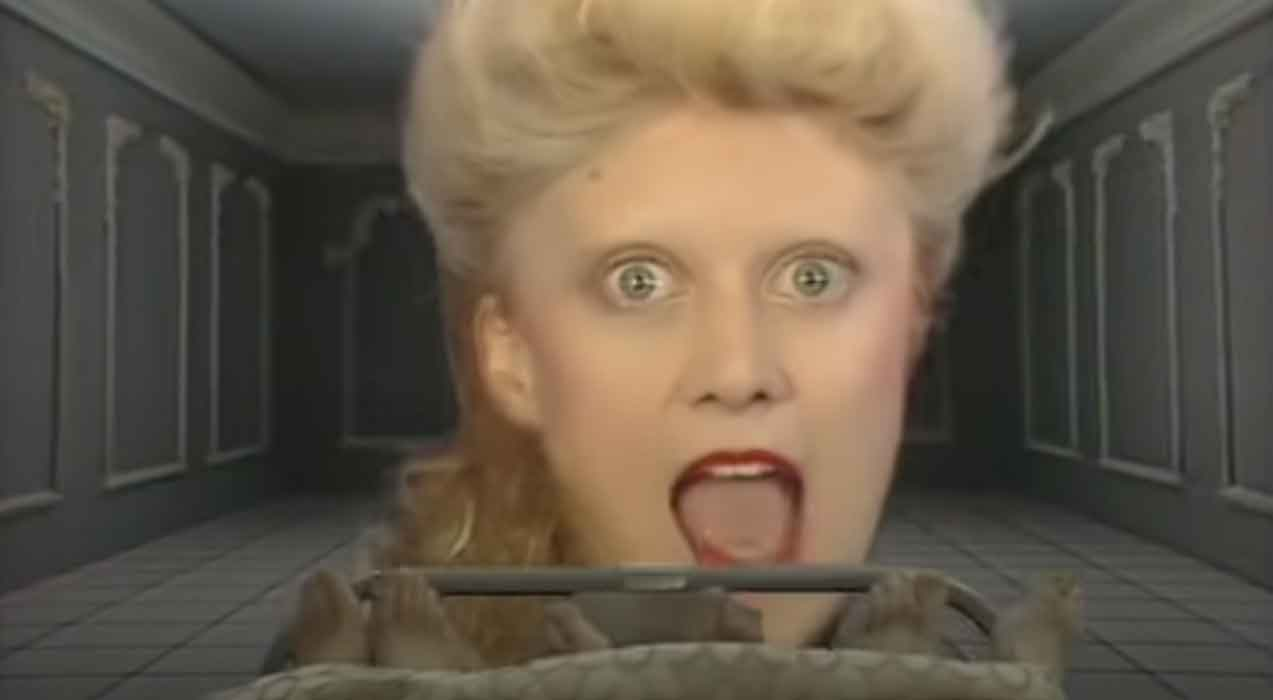 Thompson Twins - Lies - Official Music Video
