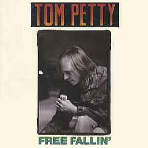 Tom Petty - Free Fallin' - Single Cover