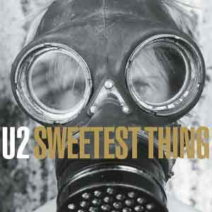 U2 - Sweetest Thing - Single Cover