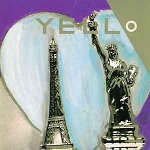 Yello - Lost Again - Single Cover