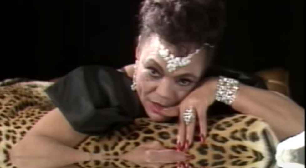 Eartha Kitt - Where Is My Man - Official Music Video