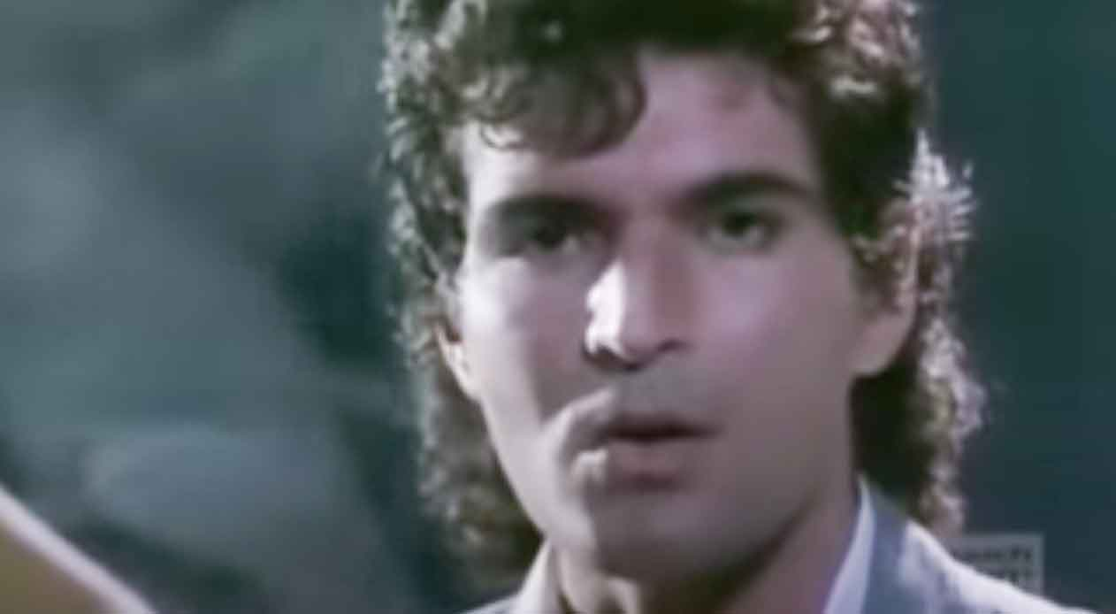 Gino Vannelli - It Hurts to be Love - Official Music Video