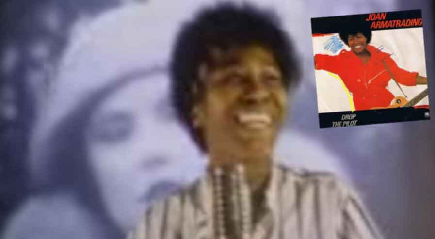 Joan Armatrading - Drop The Pilot - Official Music Video