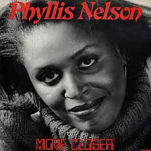 Phyllis Nelson - Move Closer - Single Cover