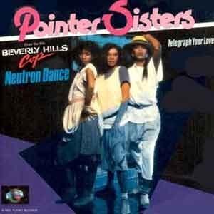 Pointer Sisters - Neutron Dance - Single Cover