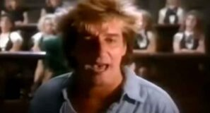 Rod Stewart - Love Touch - Official Music Video