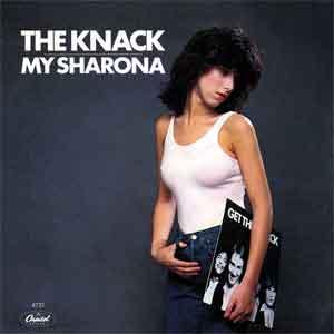 The Knack - My Sharona - Single Cover