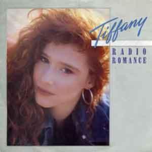 Tiffany – Radio Romance – Single Cover