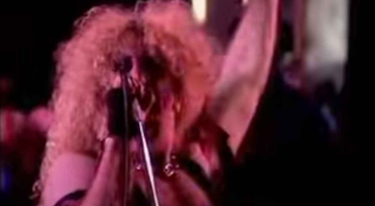 Twisted Sister - I Am (I'm Me) - Official Music Video