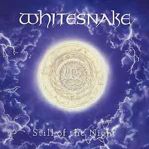Whitesnake - Still of the Night - Single Cover