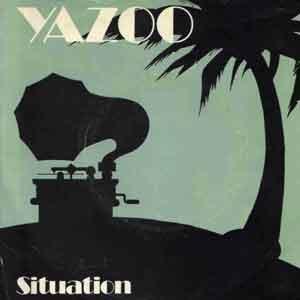 Yazoo - Situation - Single Cover