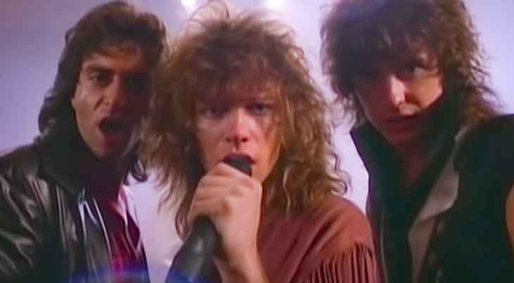 Bon Jovi - Runaway - Official Music Video