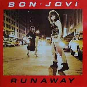 Bon Jovi - Runaway - Single Cover