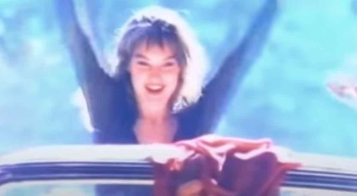 Donna Summer - I Don't Wanna Get Hurt - Official Music Video