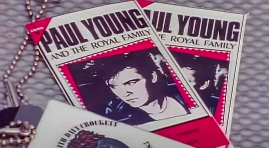 Paul Young - Tomb of Memories - Official Music Video