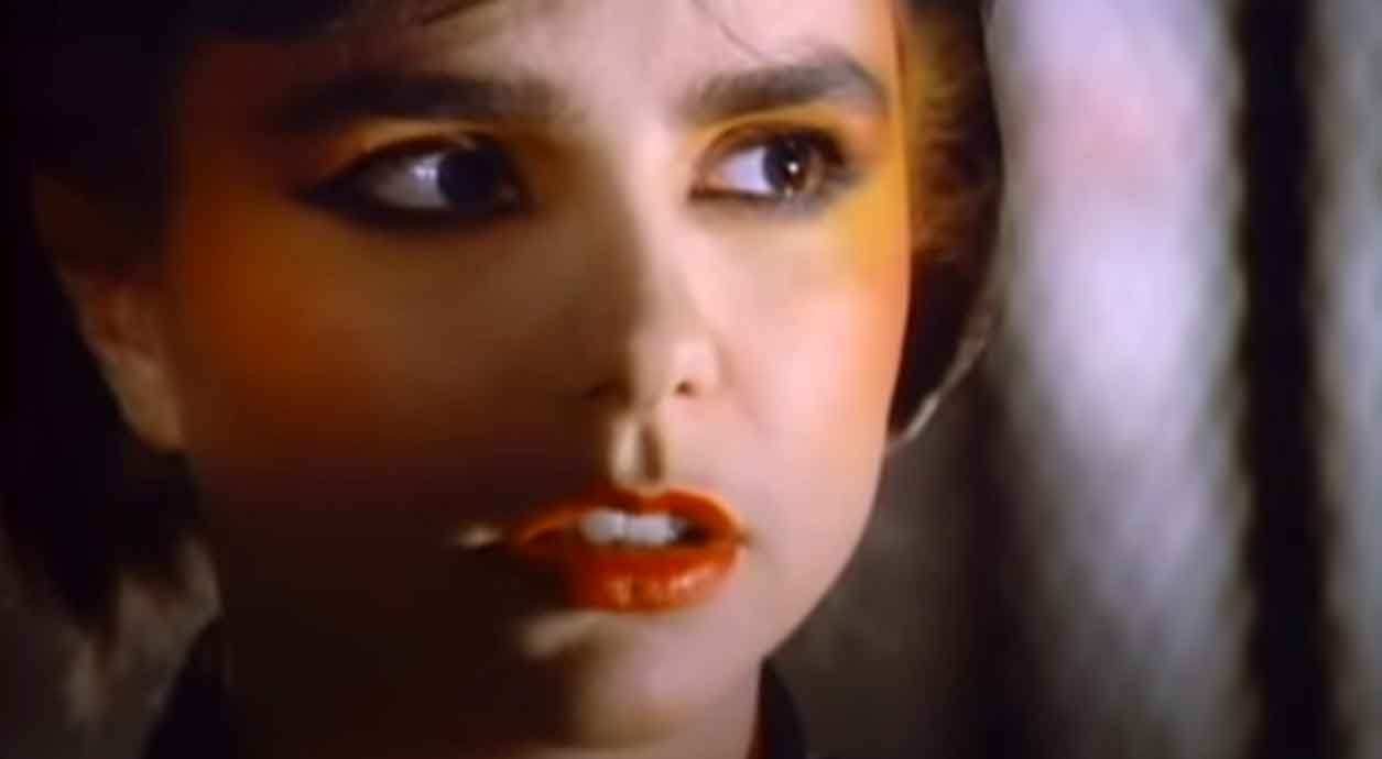 Scandal feat. Patty Smyth - The Warrior - Official Music Video