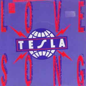 Tesla - Love Song - Single Cover