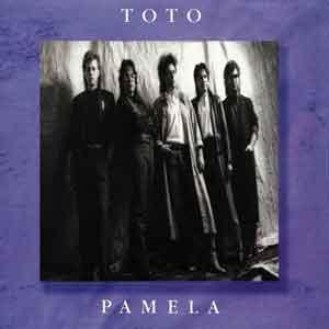 Toto - Pamela - Single Cover