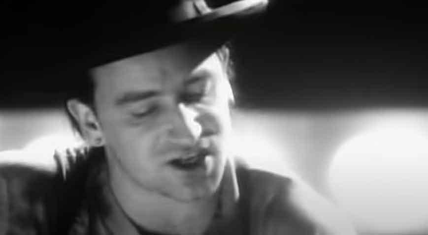 U2 - Angel Of Harlem - Official Music Video