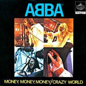 Abba Money Single Cover