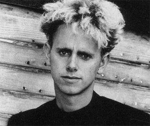 Martin Lee Gore Depeche Mode